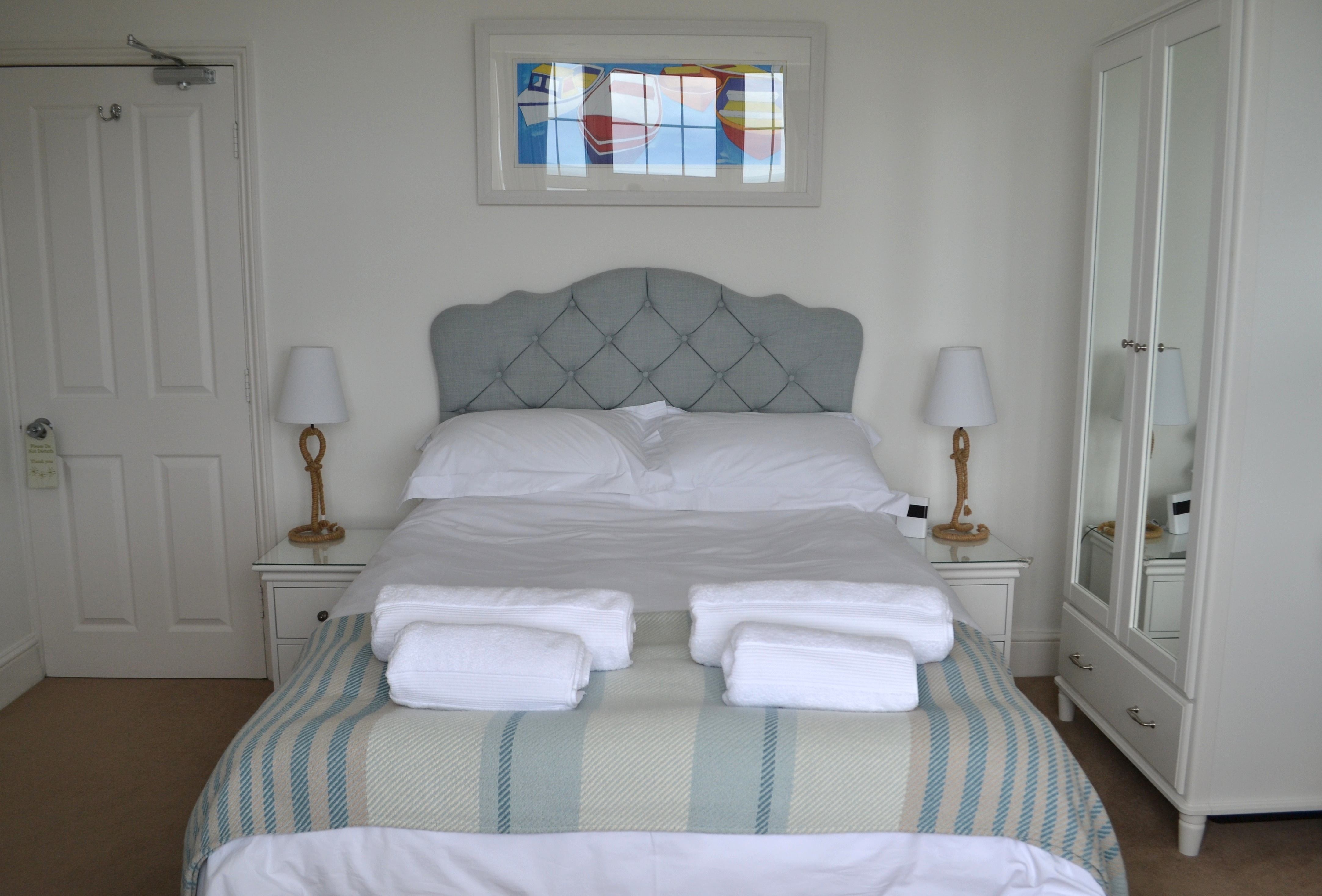 Room 5 Double Bed